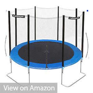 Ultega Jumper Trampolines provided with Safety Net