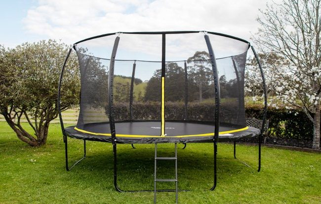 How Much Does a Big Trampoline Cost