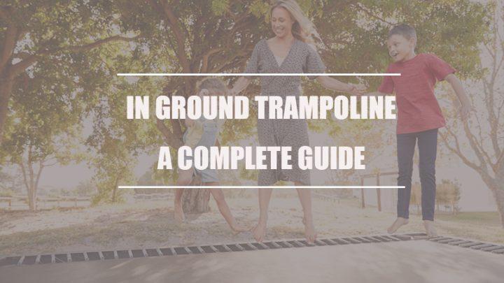 In-Ground Trampoline
