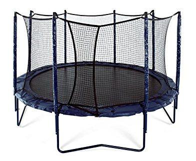 JumpSport Elite 14-Foot Trampoline with Enclosure