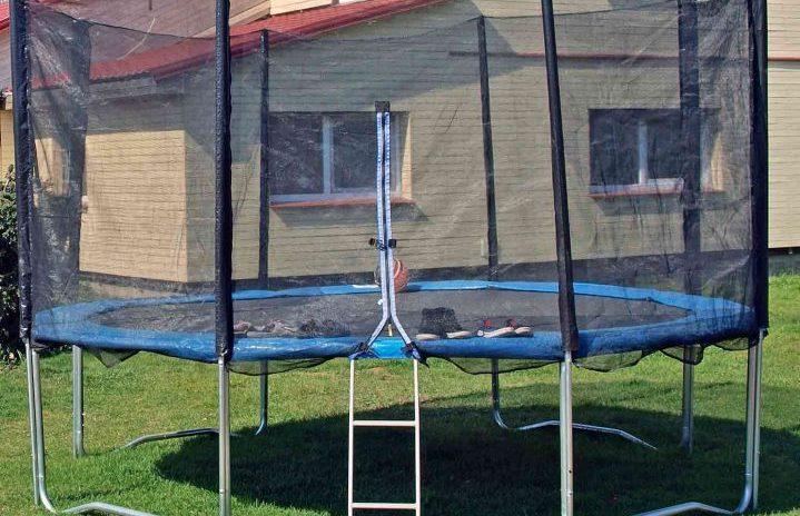 Trampoline Safety Checklist
