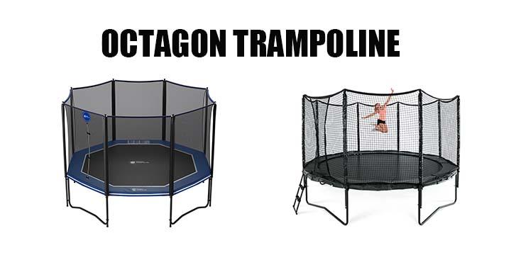 Octagon Trampoline