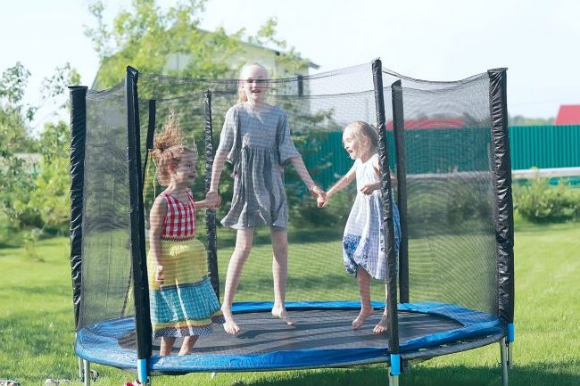 Kids Trampoline Purchasing Guide