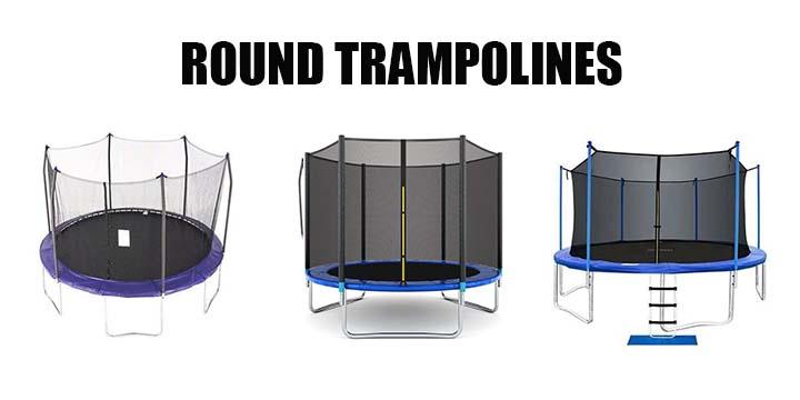 round-trampolines
