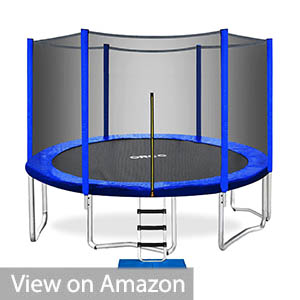 ORCC Trampoline 450 LBS Weight Capacity for Kids Adults