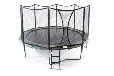 Alleyoop Variable Bounce with Integrated Safety Enclosure