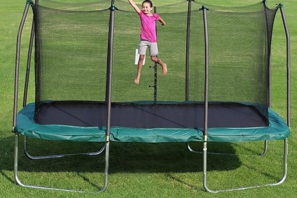 Why Are Rectangular Trampolines More Expensive?