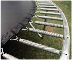 How to Calculate Rings and Measure Trampoline Springs
